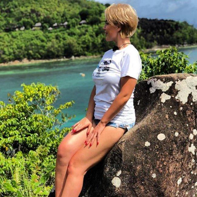 В результате потасовки на «Острове любви» Оксана Ряска оказалась в больнице