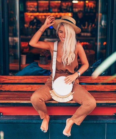 Фотосессия восхитительной Екатерины Колисниченко