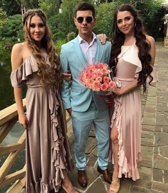 Фотоподборка со свадьбы Татьяны Мусульбес и Виктора Литвинова