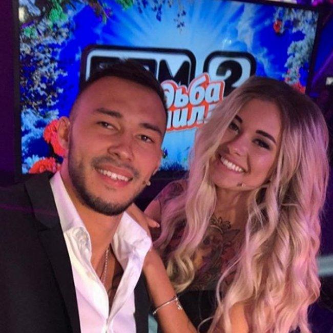 Лена Хромина и Саймон Морданшин готовятся возобновить свои отношения