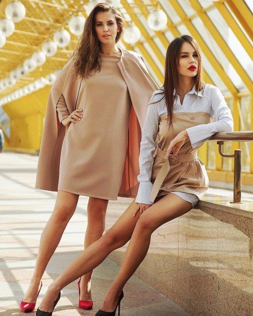 Фотосессия Алисы Огородовой и Александры Артёмовой