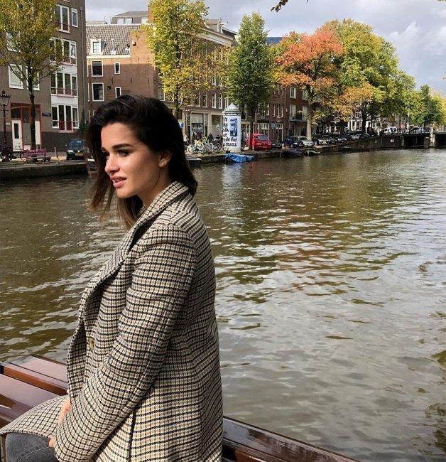 Фотоподборка Ксении Бородиной и Курбана Омарова с поездки в Амстердам