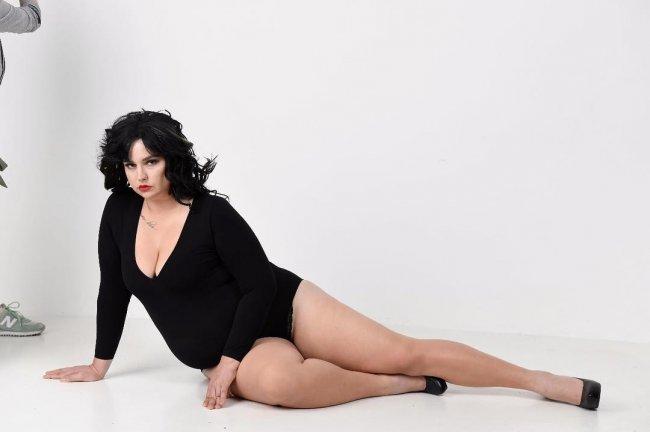 Александра Черно в очередной раз опозорилась из-за своего снимка
