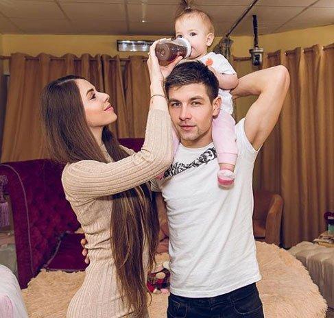 Интересно посмотреть, как семья Дмитренко будет жить за периметром