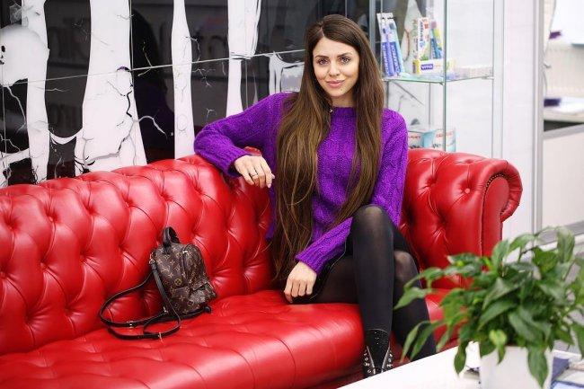 Ольга Рапунцель благодаря недавнему преображению стала выглядеть потрясающе