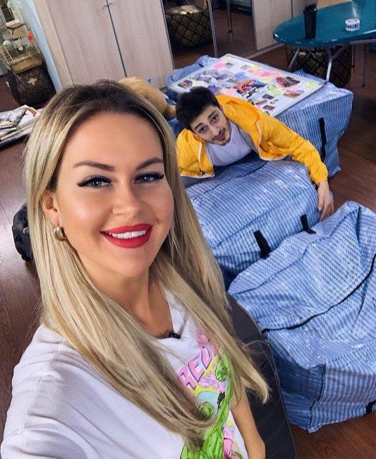 Марина Африкантова и Роман Капаклы собираются покинуть телепроект