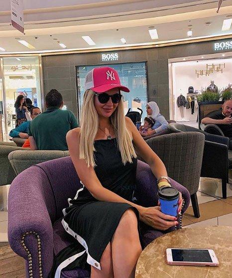 Марина Африкантова не представляет никакого интереса для зрителей