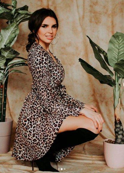 Фотосессия восхитительной экс-участницы «Дом 2» Эллы Сухановой