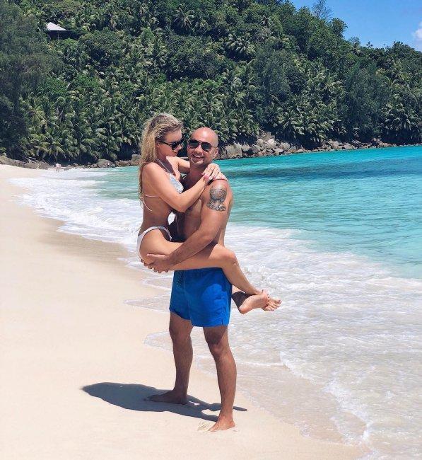 Фотоподборка Кристины Ослиной и Андрея Черкасова с Сейшельских островов