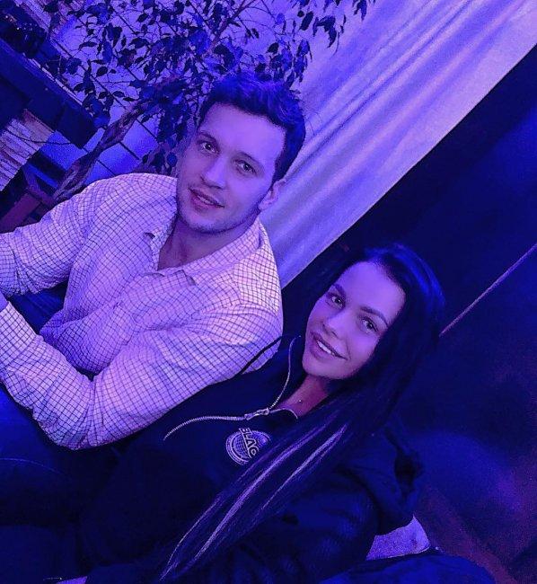 Фотоподборка экс-участников «Дом 2» Александры Шева и Виктоора Шароварова