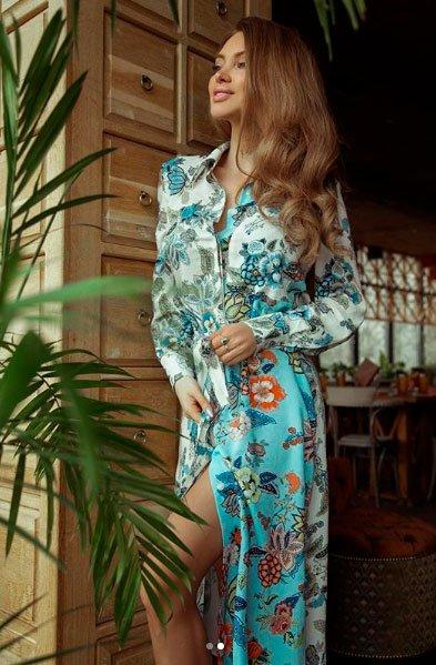 Фотосессия очаровательной Евгении Феофилактовой