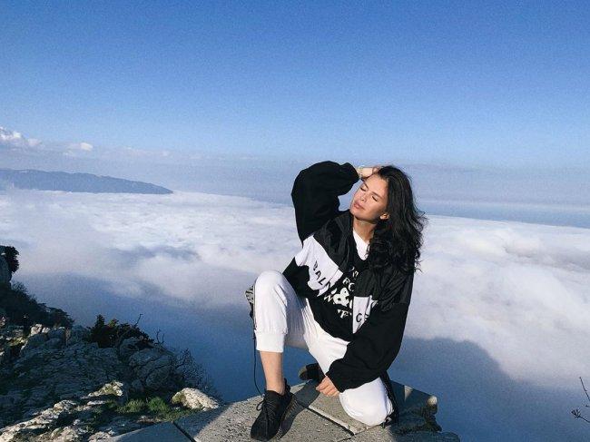 Фотоподборка Виктории Романец с отдыха в солнечном Крыму
