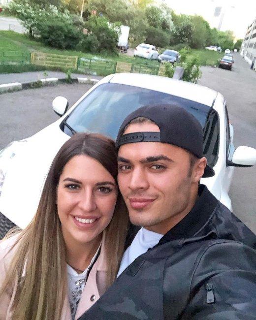 Майя Донцова и Алексей Купин приобрели новый автомобиль