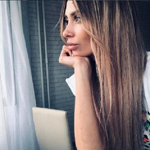 Рита Ларченко описала свою «территорию любви»