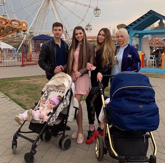 Ольга Сударкина не считает семью Дмитренко крепкой парой