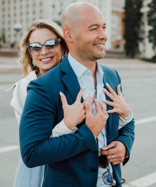 Фотосессия счастливого семейства Андрея и Кристины Черкасовых