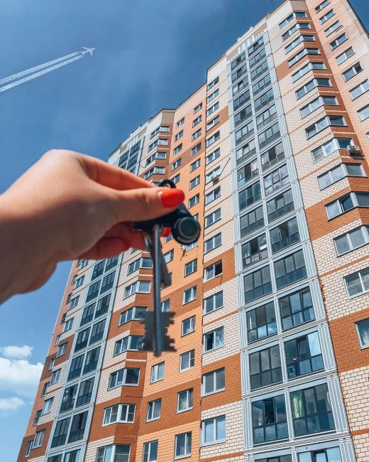 Руслана Мишина похвасталась покупкой квартиры