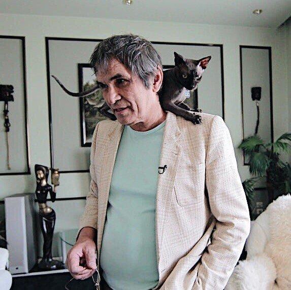 Сын Алибасова заплатит 800 тысяч тому, кто найдёт их сбежавшего кота