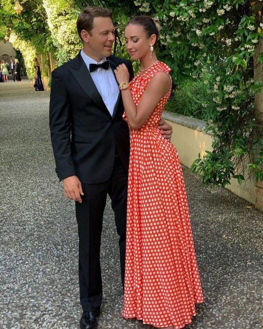 Фотоподборка Ольги Бузовой с бойфрендом с отдыха в Италии