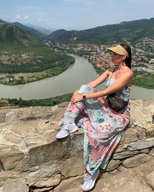 Фотоподборка Эллы Сухановой с путешествия в солнечную Грузию
