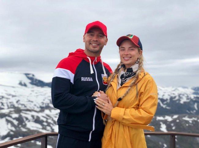 Фотоподборка Кристины Ослиной и Андрея Черкасова в Норвегии