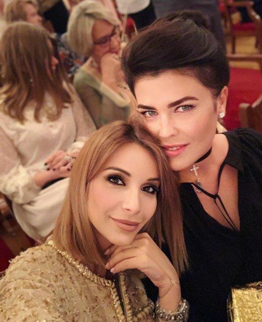 Фотоподборка Ольги Орловой в день посещения Большого театра