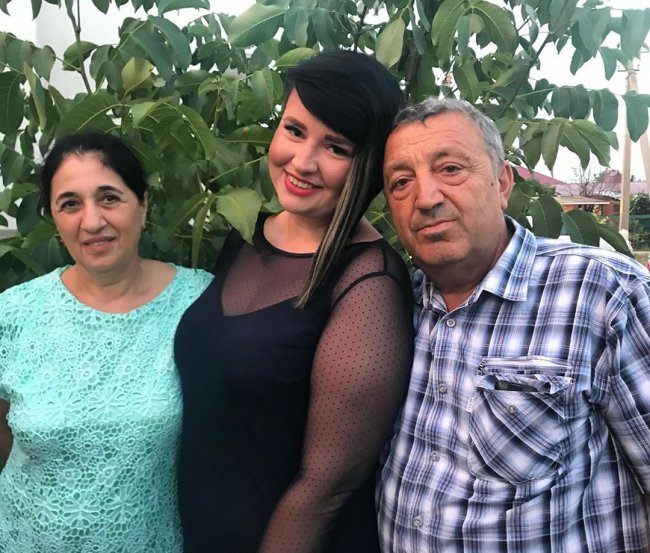 У Саши Черно есть свои секреты с родителями Иосифа Оганесяна