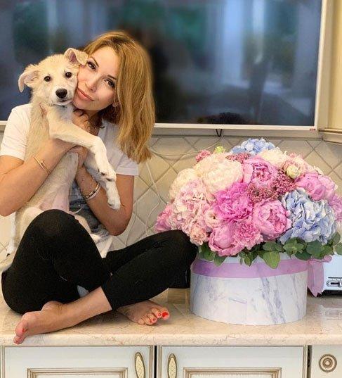 Фотоподборка Ольги Орловой с любимыми собаками