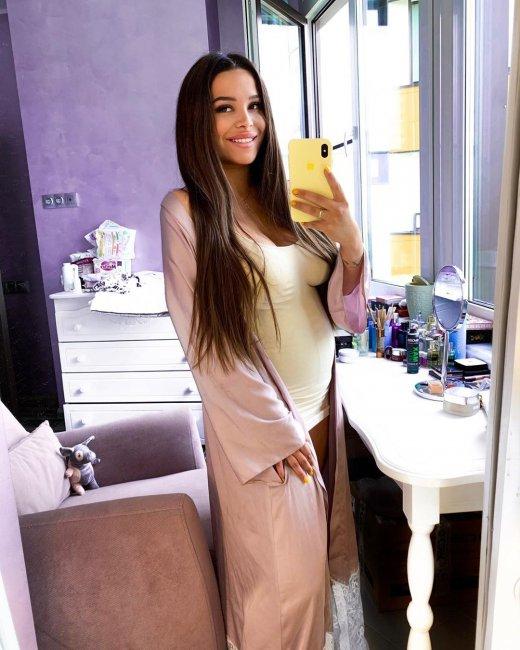 Катя Колисниченко не может кормить грудью