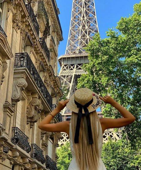 Фотоподборка Марины Африкантовой и Романа Капаклы с путешествия в Париж