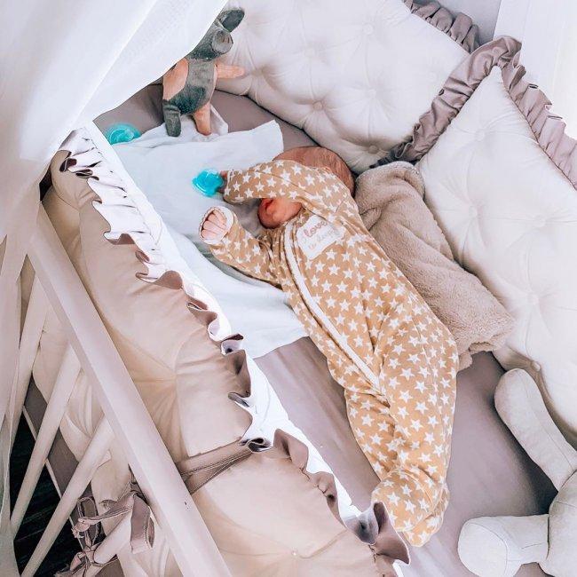 Катя Колисниченко поделилась способом обеспечить спокойный сон ребенку