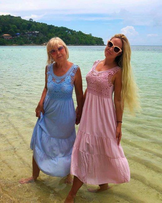 Никто не думал, что маме Маши Кохно уже скоро исполнится 70 лет