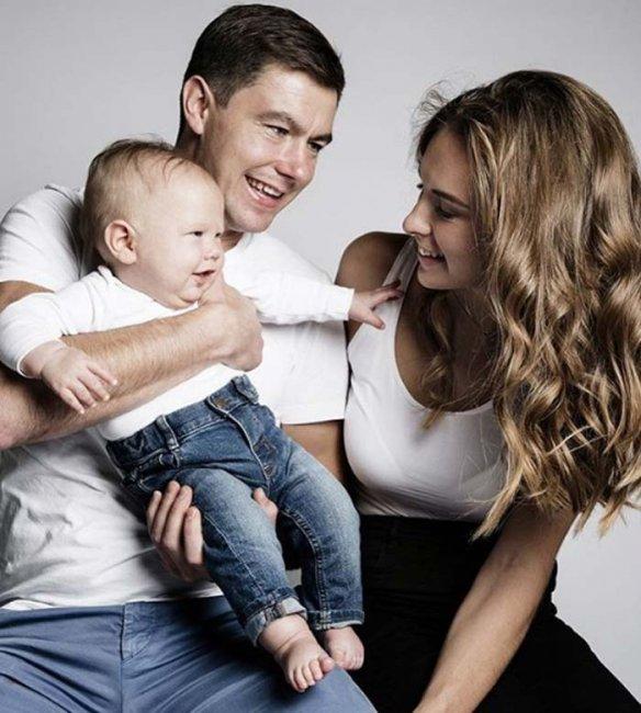 Мария Комиссарова во второй раз стала мамой