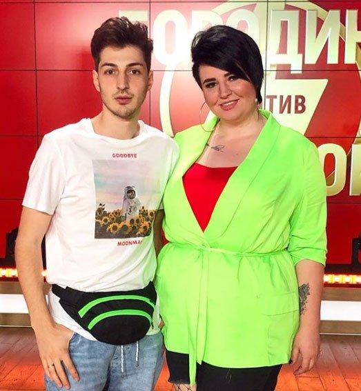 Саша Черно и Иосиф Оганесян вместе плетут интриги и строят козни