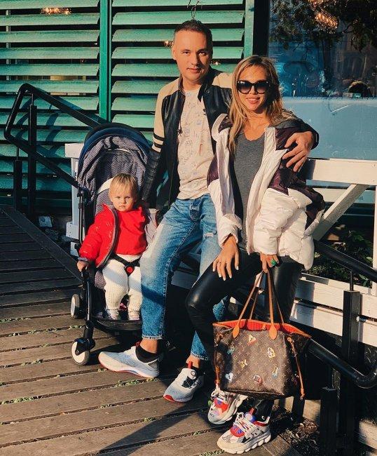 Аккаунт Анастасии Лисовой с её девичьей фамилией исчез из Инстаграм