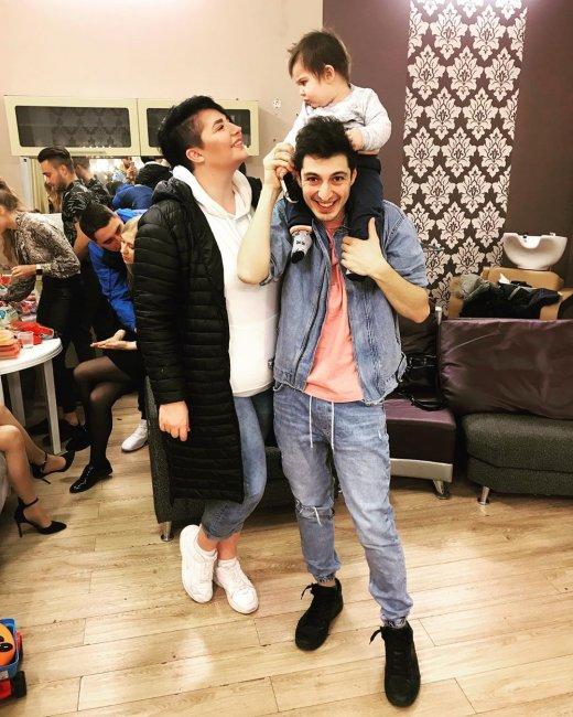 Саша Черно и Иосиф Оганесян передумали разводиться