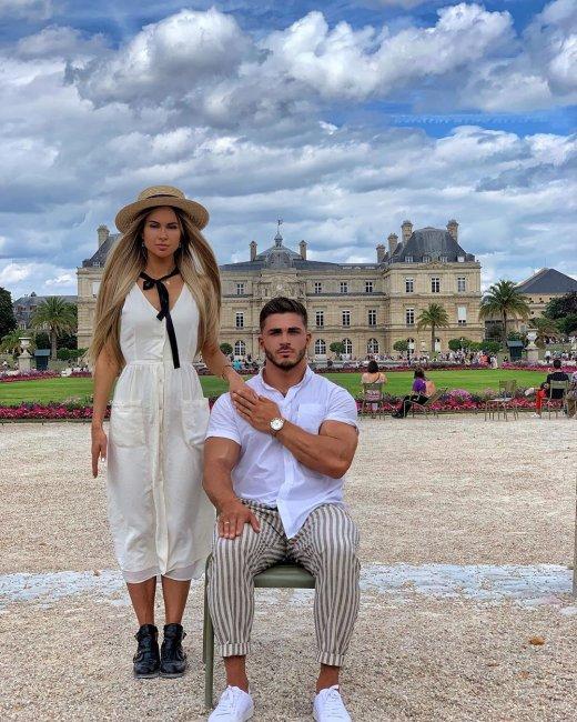 У Марины Африкантовой и Романа Капаклы «зеленая» свадьба