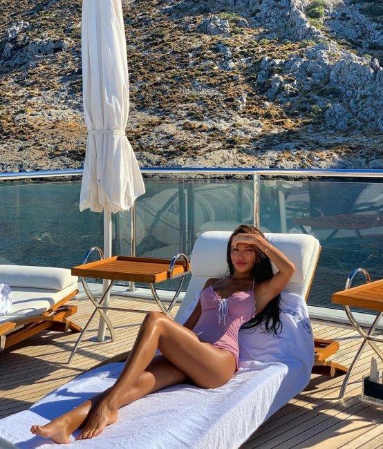 Фотоподборка Инессы Шевчук с отдыха в Греции