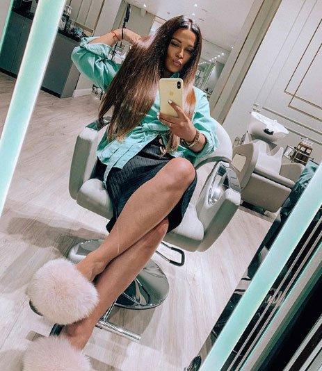 Катя Колисниченко столкнулась с проблемой в выборе одежды
