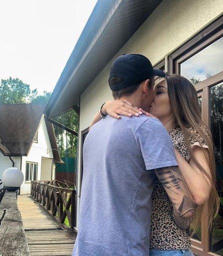 Алена Савкина счастлива, что начала новую жизнь