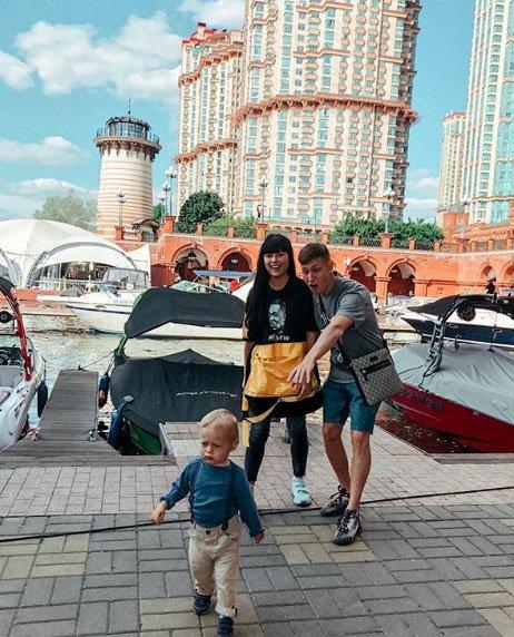 Нелли Ермолаева научилась совмещать свои дела и заботу о сыне
