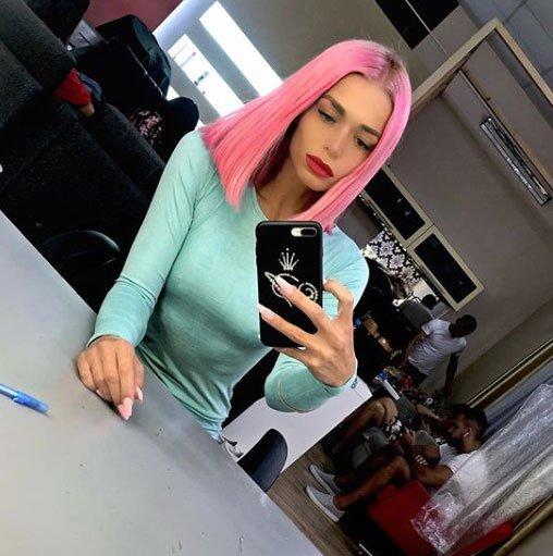 Анастасия Балинская готова поделиться с Настей Ивановой нижним бельем