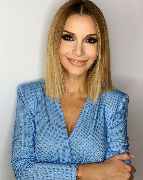 Фотоподборка элегантной ведущей Ольги Орловой