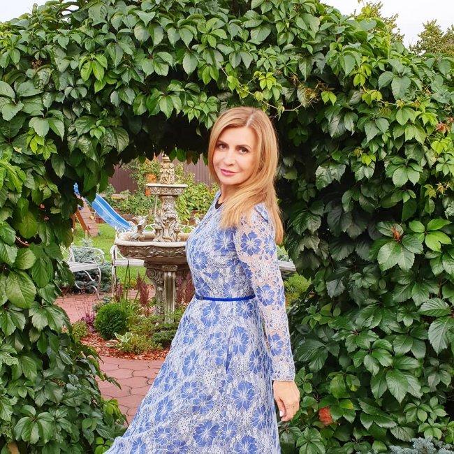 За 9 месяцев Ирина Агибалова потеряла 35 кг