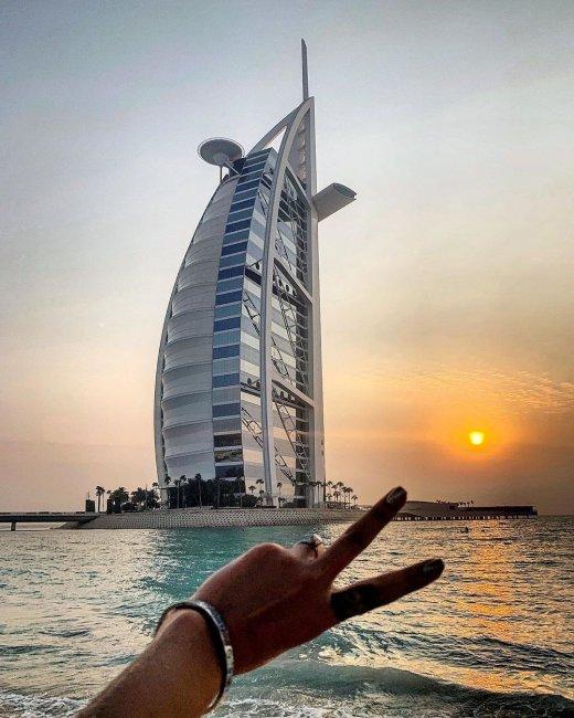 Описывая свой отдых в Дубае, Лера Фрост говорила только о деньгах