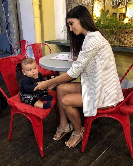 Дана Николенко не может понять, какая у ее сына национальность