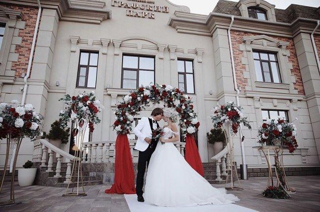 Фотоподборка молодоженов Наташи Игруновой и Паши Уломского