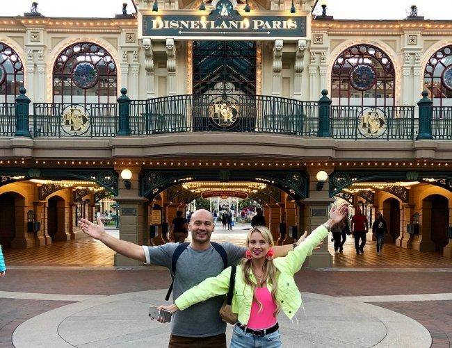 У Андрея и Кристины Черкасовых остались незабываемые воспоминания о поездке в Париж