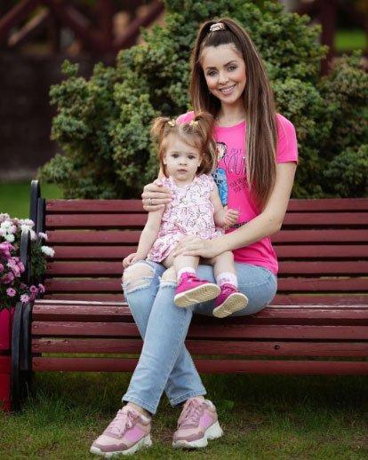 Ольга Рапунцель объяснила, почему не делает прививки своей дочке