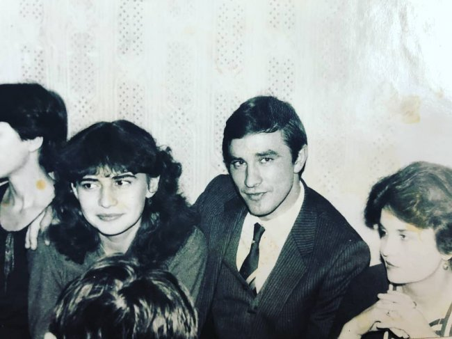 В честь годовщины свадьбы Ирина Агибалова опубликовала ретро-фото